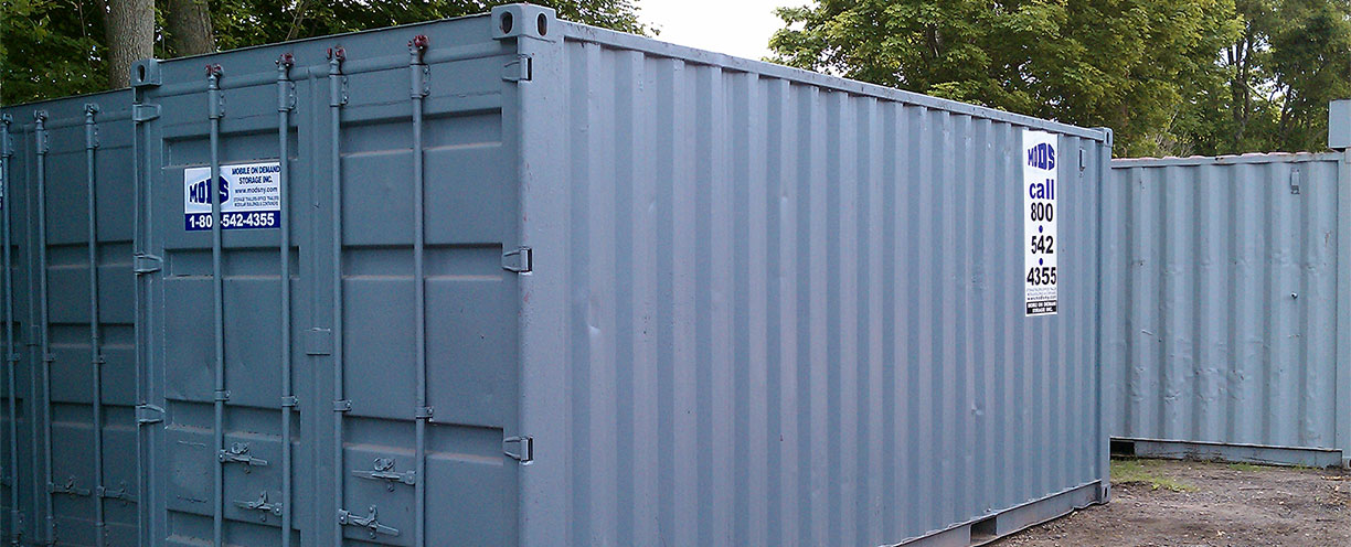 storage space and storage containers near new york city nyc from mobile on demand