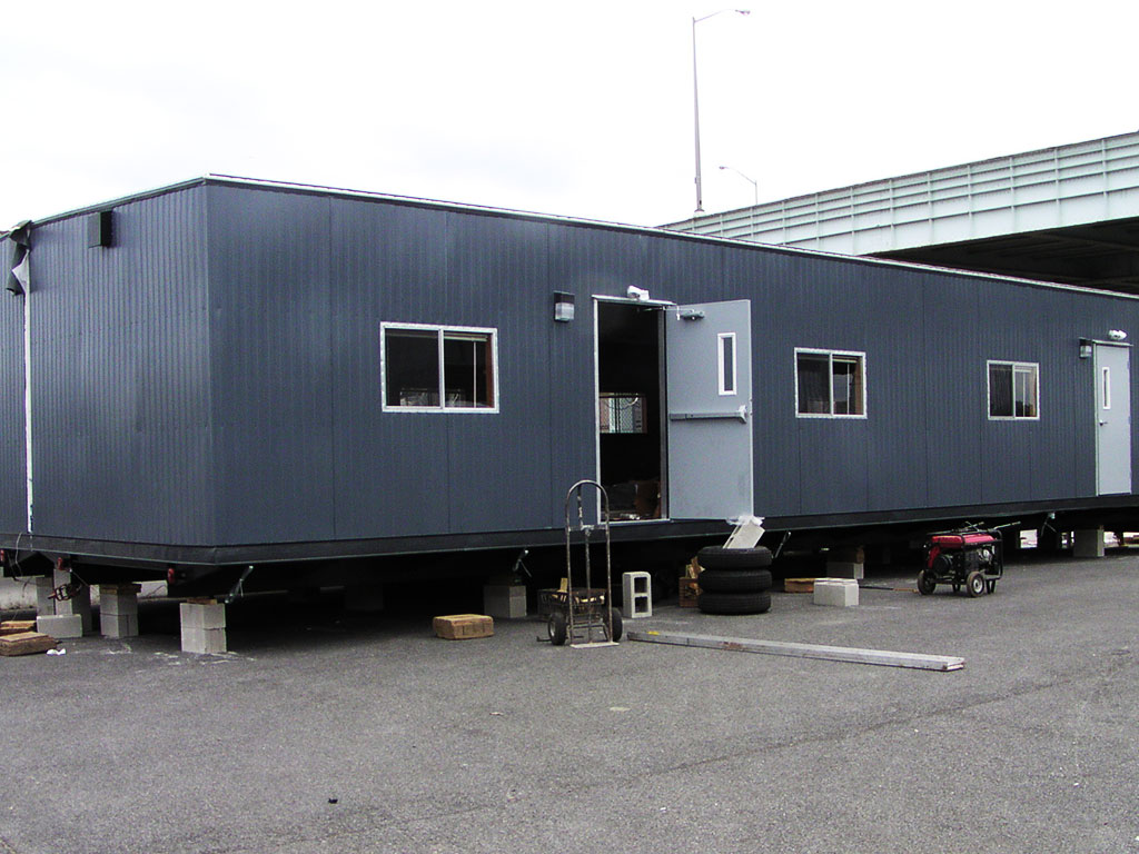 Office Trailers for sale near NYC Mobile On Demand