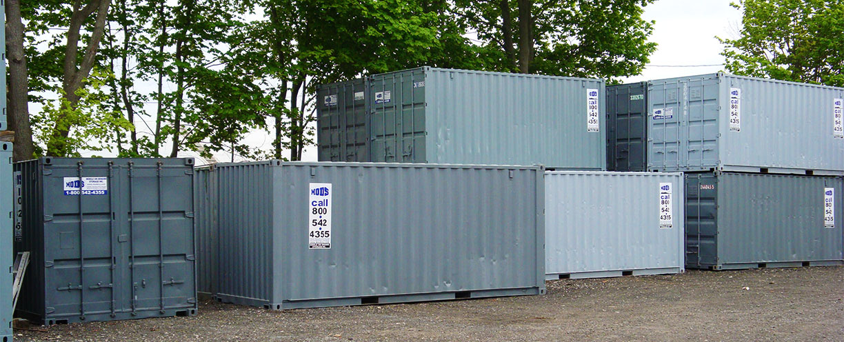 30ft Storage Containers for Sale or Rent near New York City NYC