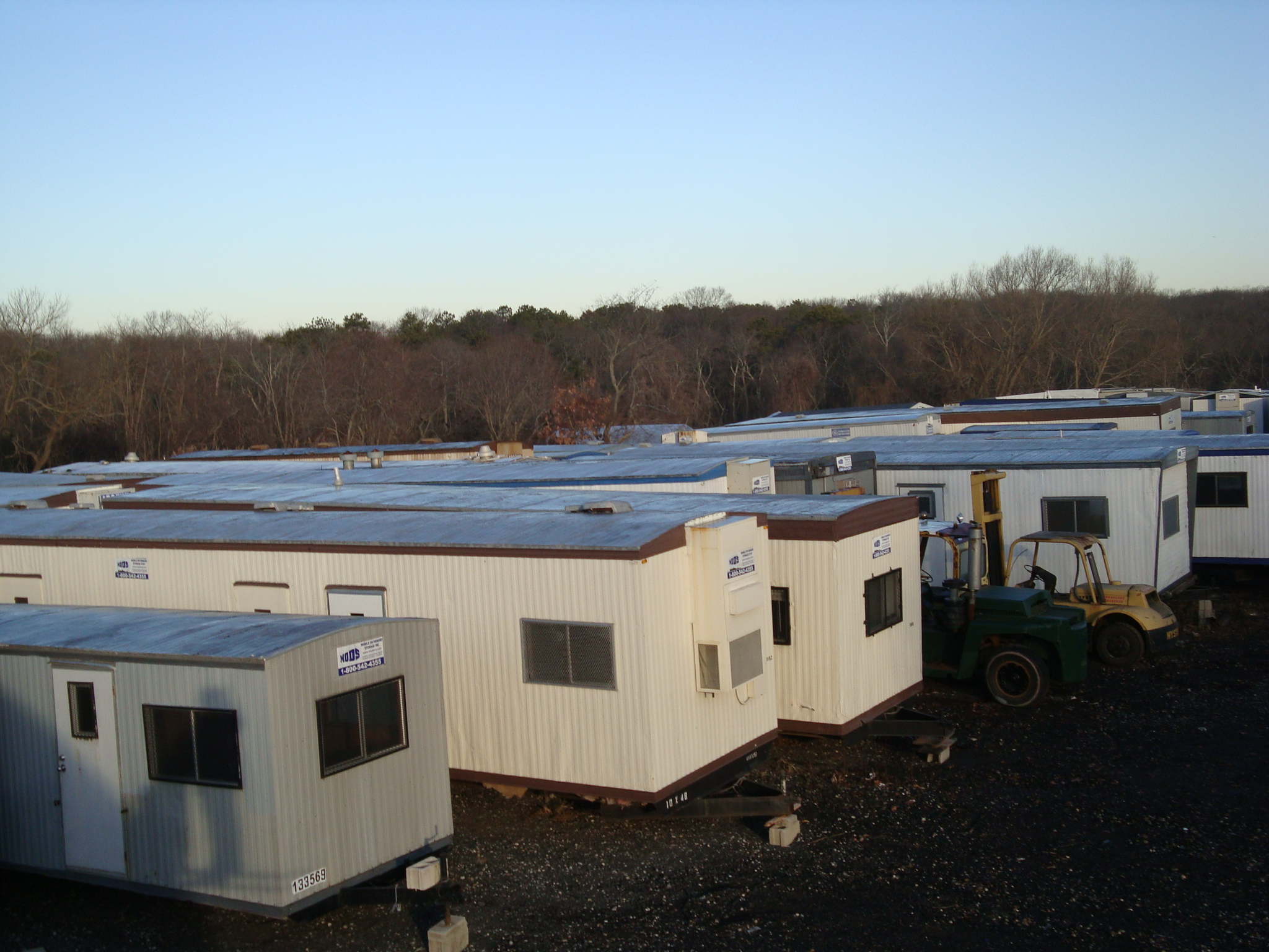 office trailers for sale near nyc on lot at mobile on demand